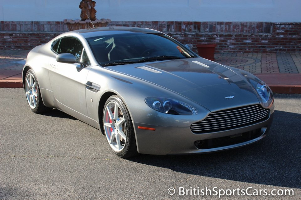 British Sports Cars car search / 2006 Aston Martin Vantage