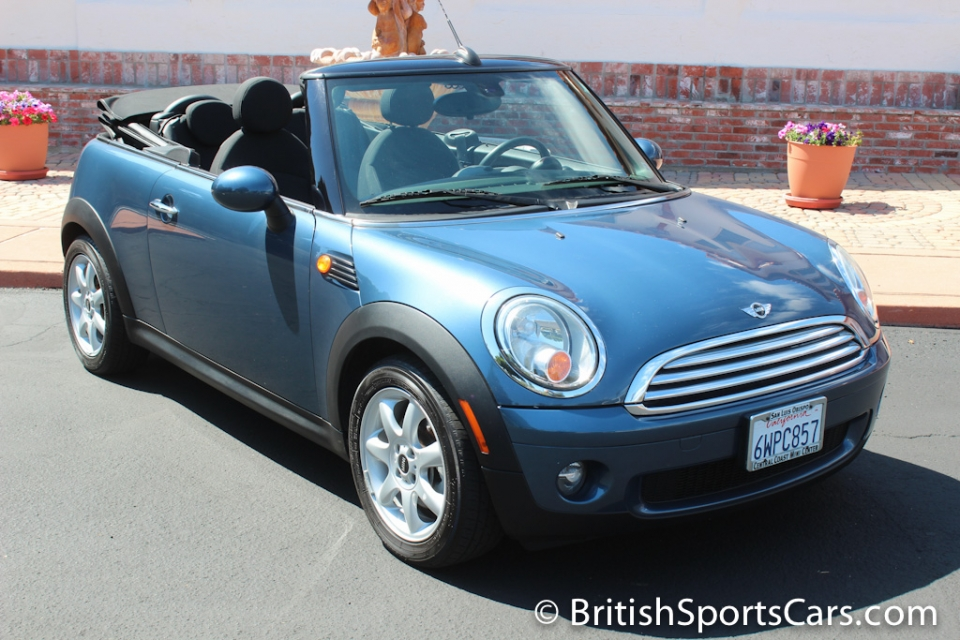 British Sports Cars car search / 2009 Mini Cooper