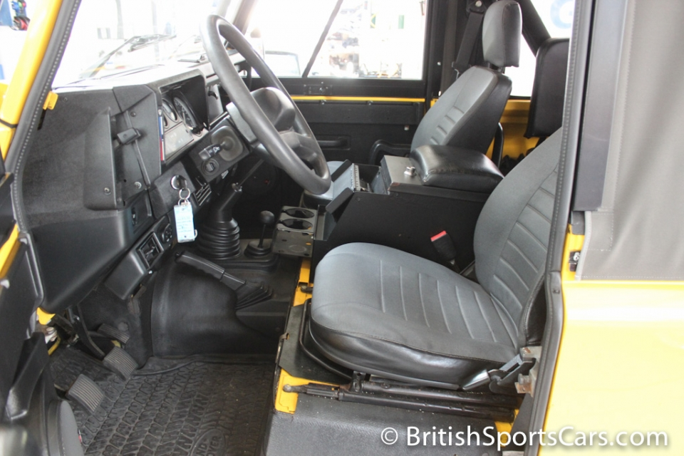 British Sports Cars car search / 1994 Land Rover Defender