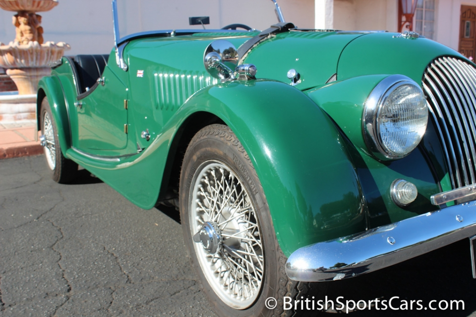 British Sports Cars car search / 1965 Morgan Plus 4