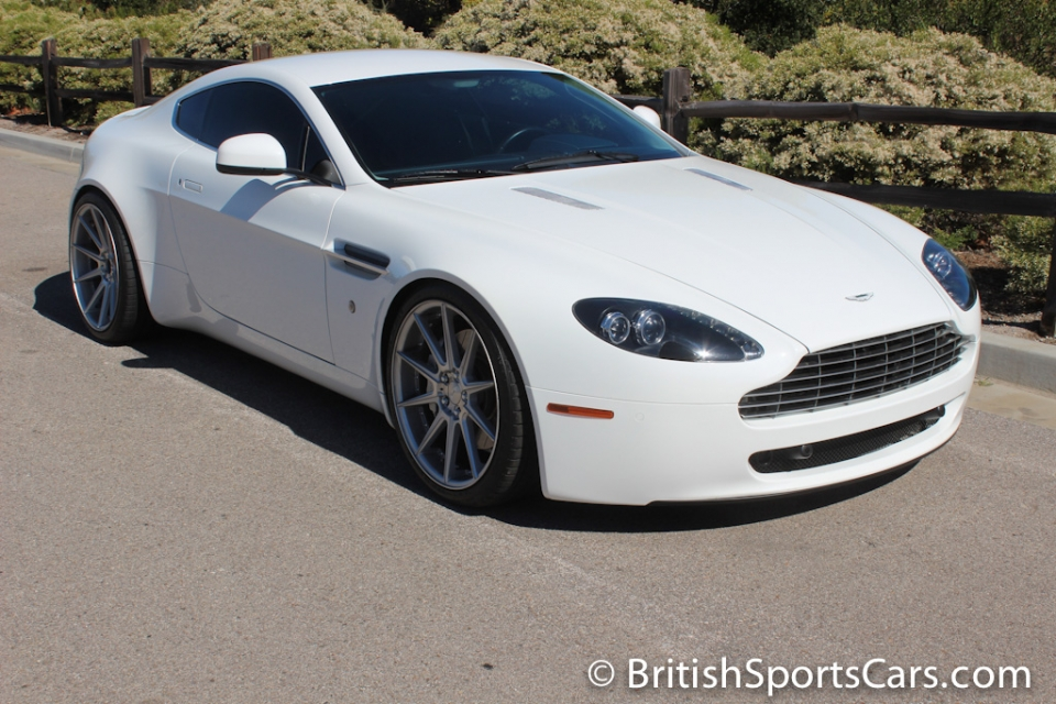 British Sports Cars car search / 2011 Aston Martin Vantage Coupe  /