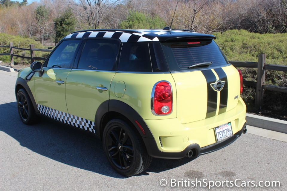 British Sports Cars car search / 2011 Mini Cooper Countryman