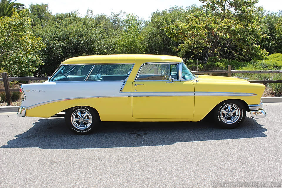 British Sports Cars car search / 1956 Chevrolet Nomad