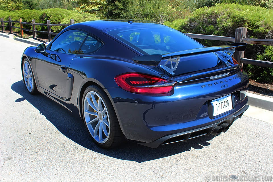 British Sports Cars car search / 2016 Porsche Cayman