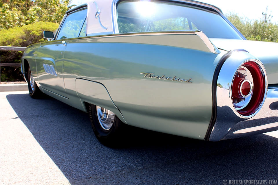 British Sports Cars car search / 1963 Ford Thunderbird