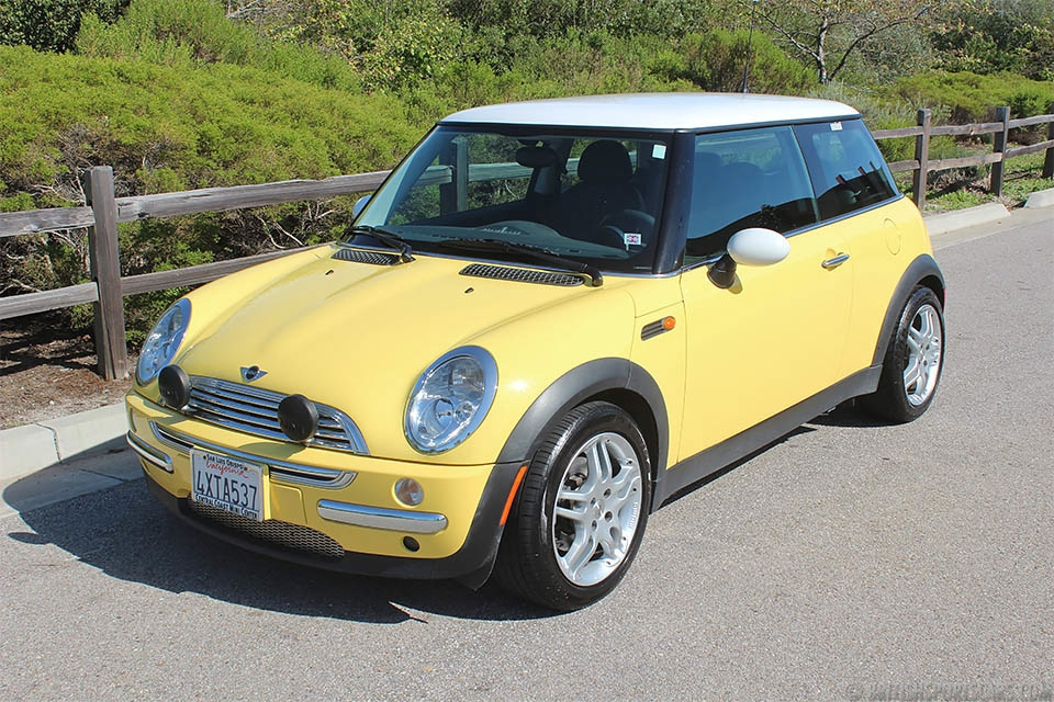 British Sports Cars car search / 2002 Mini Cooper