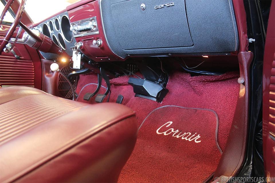 British Sports Cars car search / 1965 Chevrolet Corvair Corsa