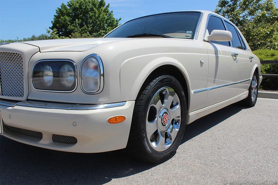 British Sports Cars car search / 2001 Bentley Arnage