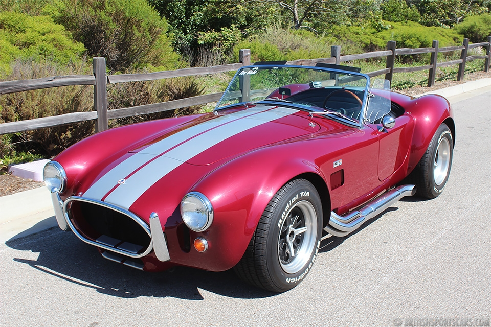 British Sports Cars car search / 1981 Shelby Cobra
