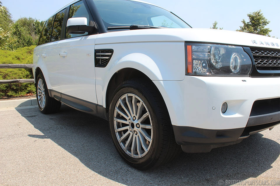 British Sports Cars car search / 2012 Land Rover Range Rover Sport