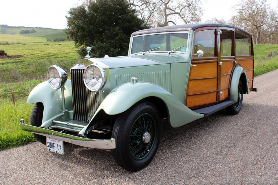 British Sports Cars car search / 1933 Rolls-Royce 20/25