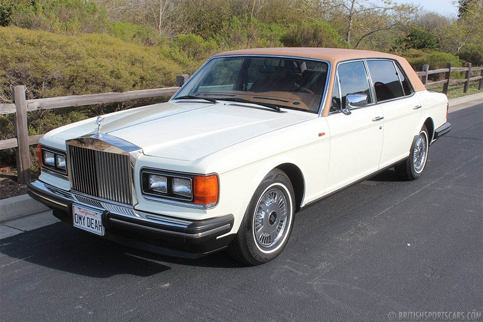 British Sports Cars car search / 1991 Rolls-Royce Silver Spur