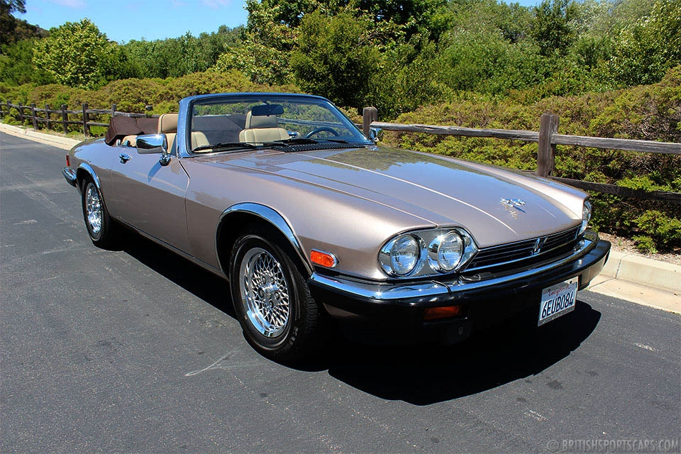 British Sports Cars car search / 1990 Jaguar XJS