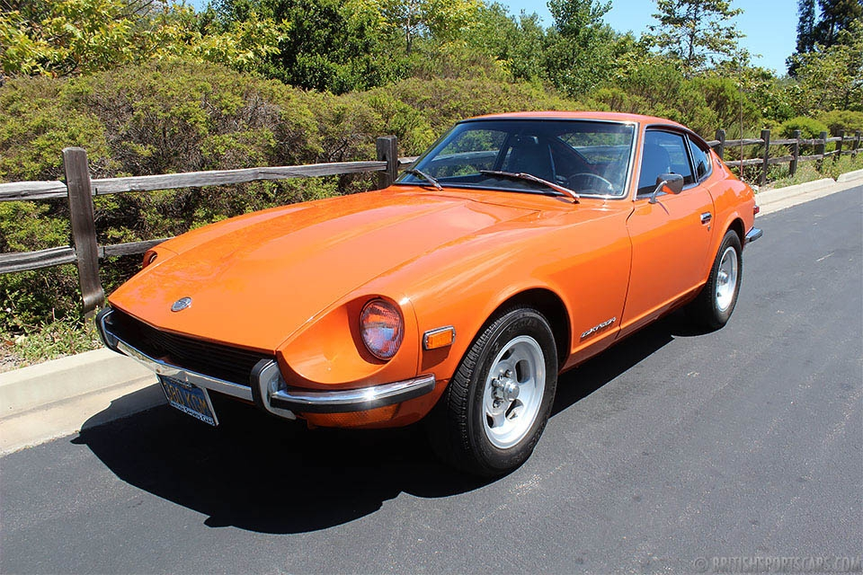 British Sports Cars car search / 1972 Datsun 240Z  /