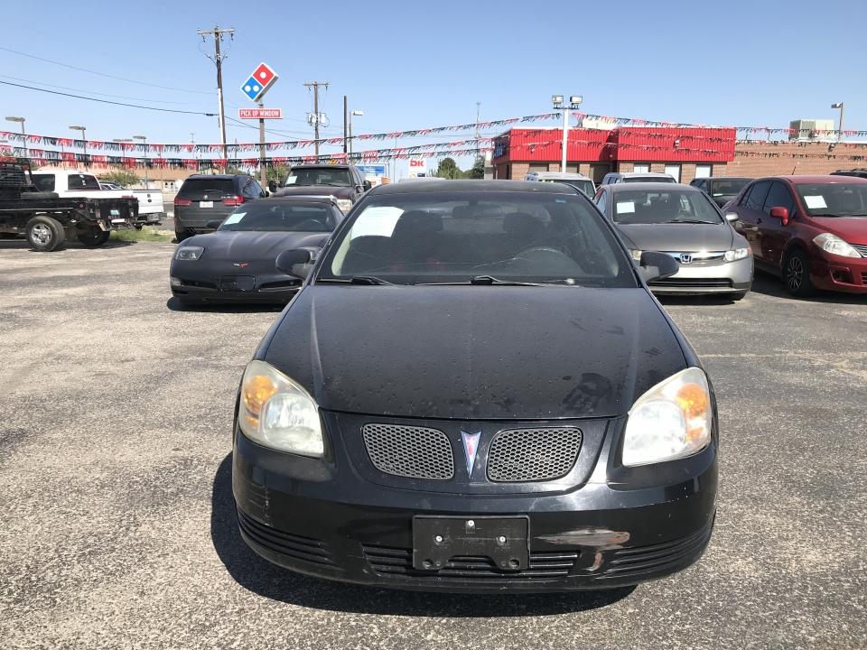 2009 Pontiac G5 Coupe 2D /