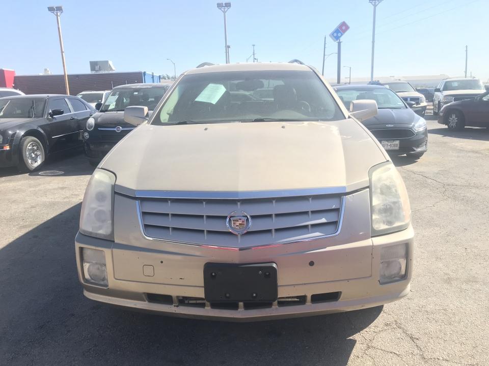 2006 Cadillac SRX  /