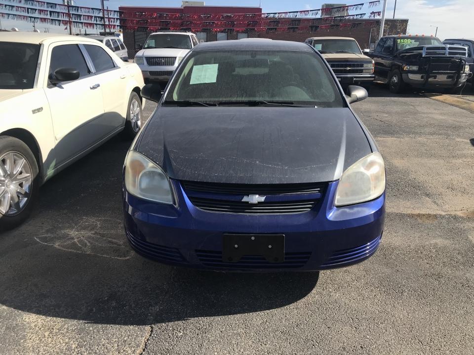 2007 Chevrolet Cobalt LS /