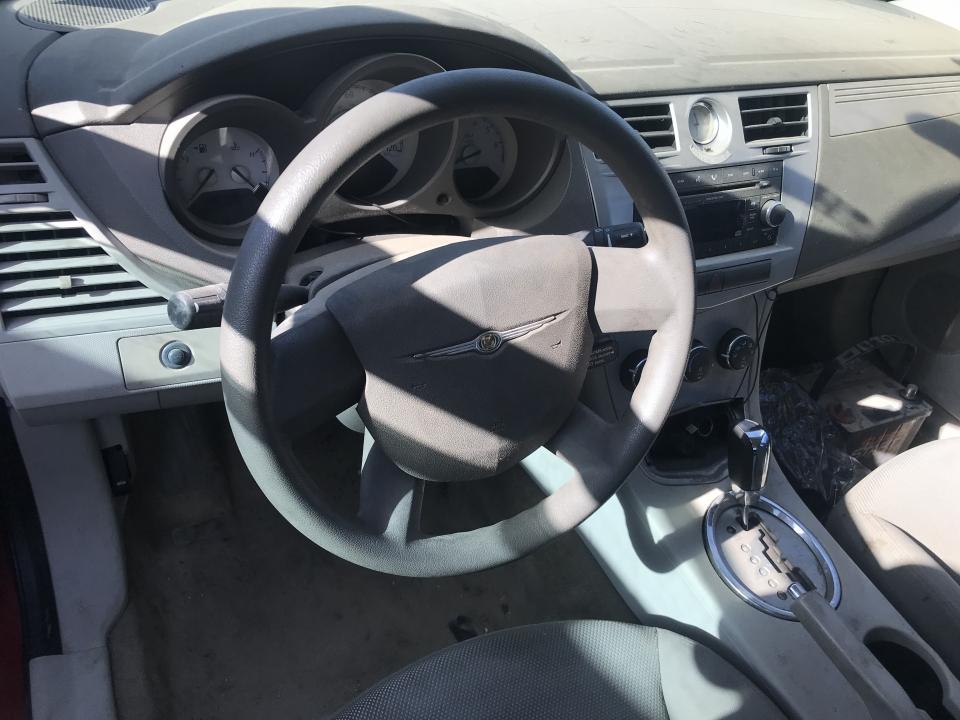 2008 Chrysler Sebring Touring Sedan 4D /