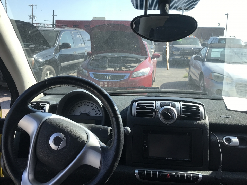 2008 Smart Fortwo Pure /