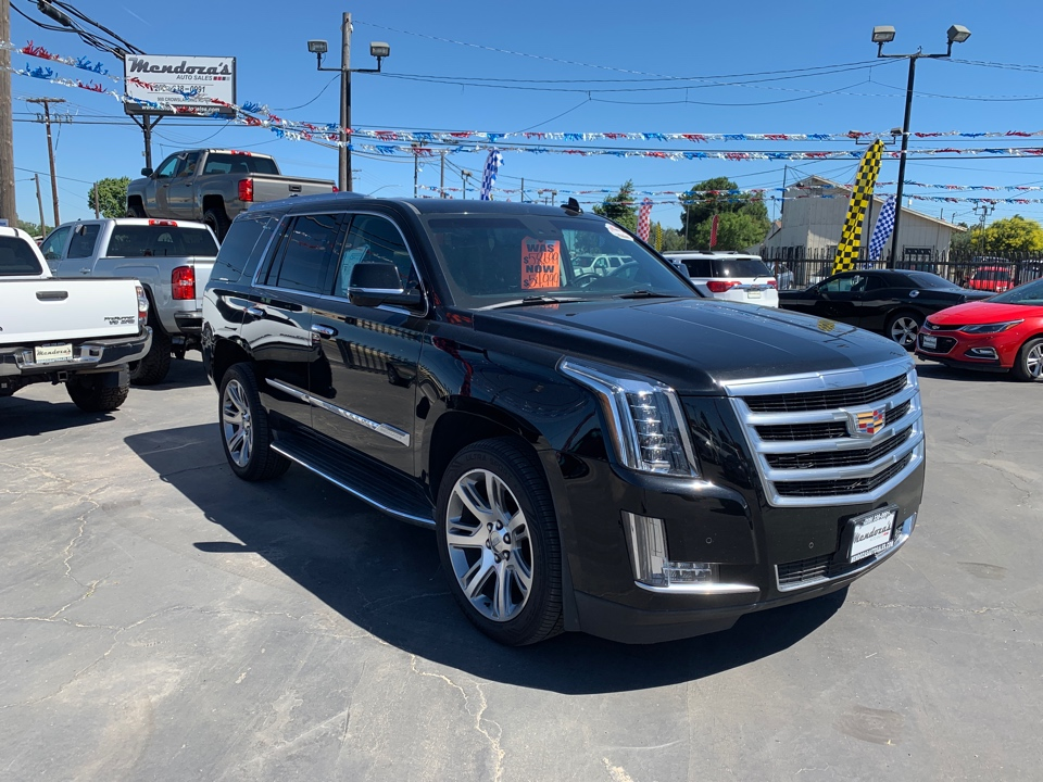 Mendoza's Auto Sales car search / 2016 Cadillac Escalade