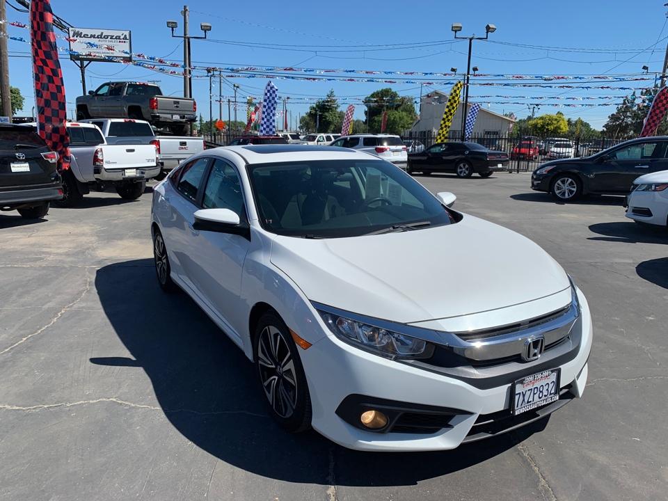Mendoza's Auto Sales car search / 2017 Honda Civic