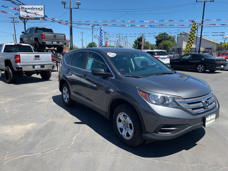 Mendoza's Auto Sales car search / 2013 Honda CR-V