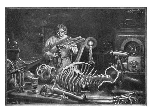 Learn about the allusions in Frankenstein