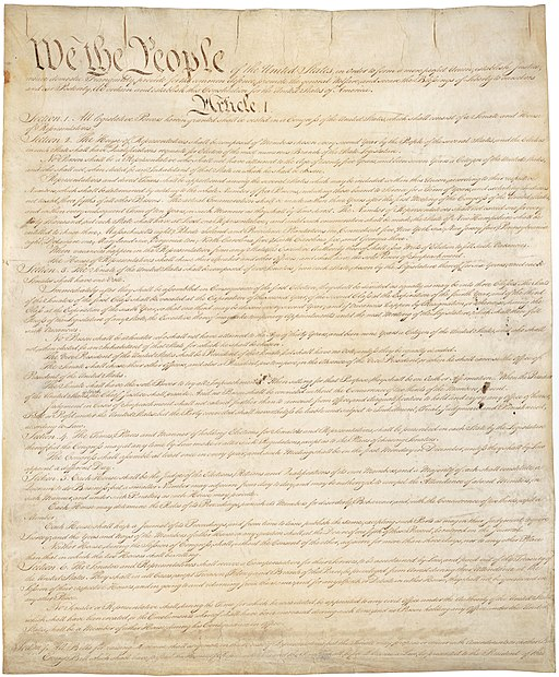 Why was the constitution written?