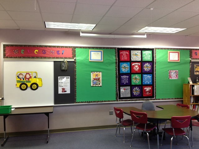 Preschool classroom rules can be simple but straightforward