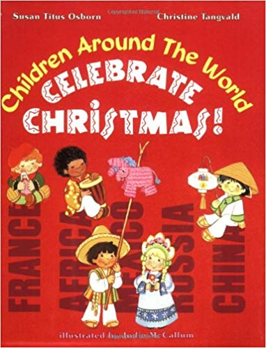 Christmas around the world theme - U.S.