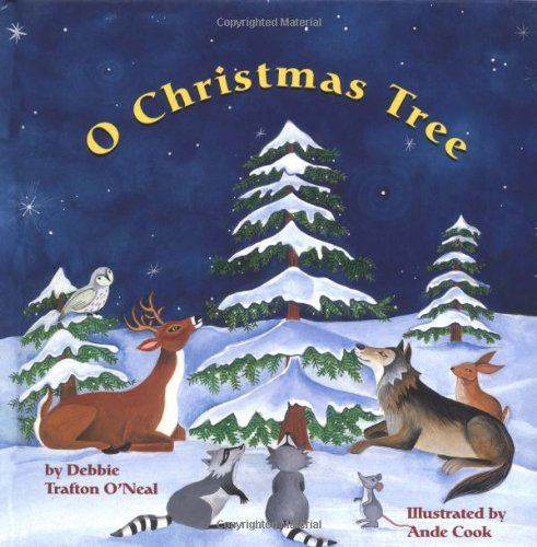 The Song Oh Christmas Tree: Preschool Christmas Around The World Theme