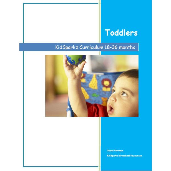Curriculum for 2 year olds - KidSparkz
