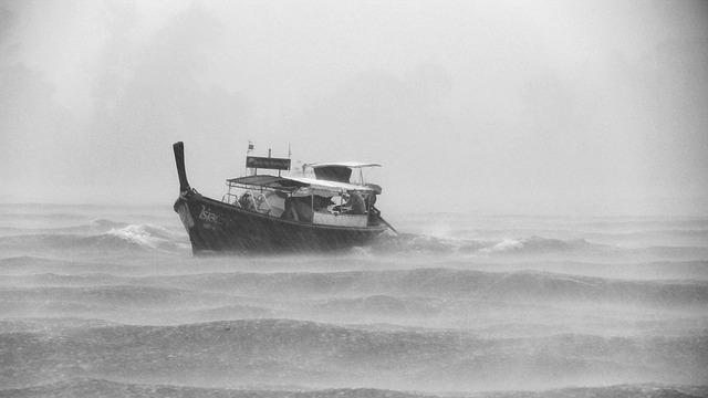 Jesus Calms The Storm Craft Activities