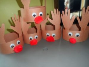 Reindeer Games and Activities for the Primary Grades