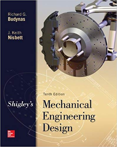 Mechanical engineering books - Shigley's