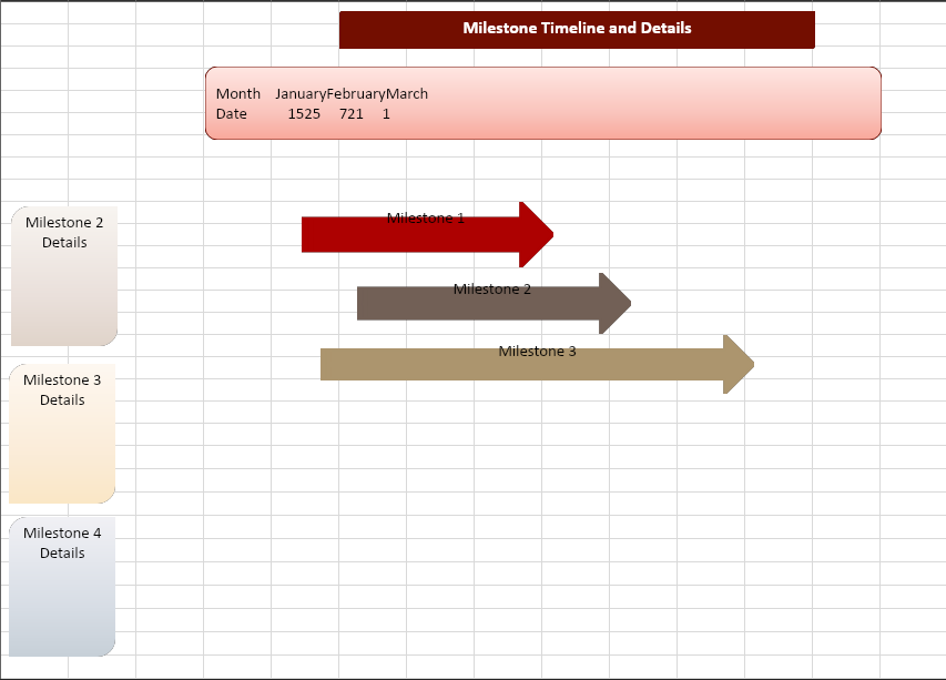 Download one of our free project milestone templates!