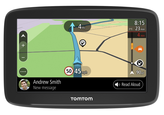 TomTom GPS Voices