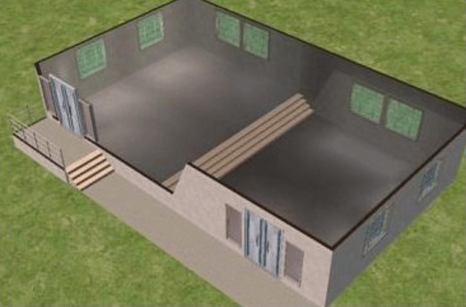 Sims 2 Split Level Home