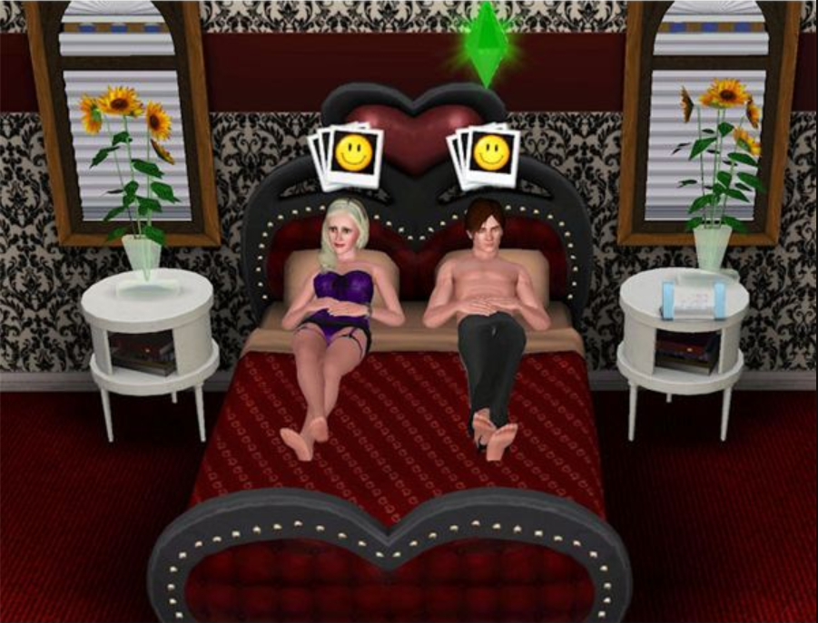 Sims 3 Romantic Reputation Guide