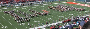 College Marching Band