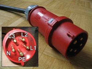 Big Electrical Plug