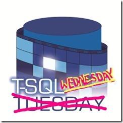 T-SQL Wednesday!