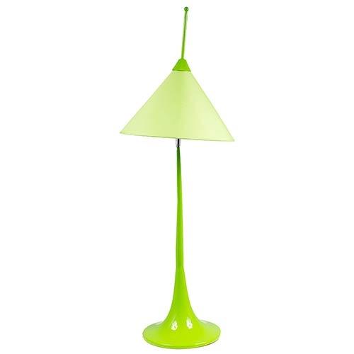 Abajur Cúpula Móvel Verde Alto Fullway - 100x35 cm