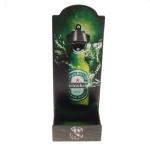 Abridor de parede Heineken