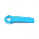 Abridor de Tampas - Abre Fácil - Azul - 14x4,9 cm