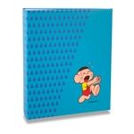 Álbum Azul Turma da Mônica - 100 Fotos 15x21 cm - Cascão