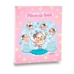 Álbum do Bebê Fada Mônica - 60 Fotos 15x21 cm - com Caixa