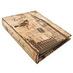 Álbum Bird Big Ben Oldway Marrom - 200 Fotos 10x15 cm