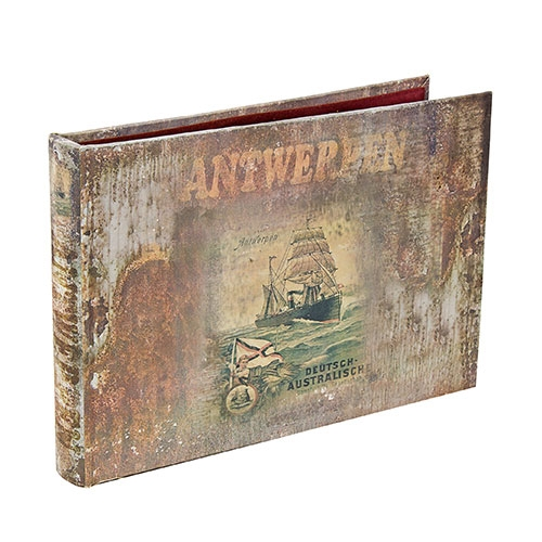 Álbum de Fotos Caravela Retrô Oldway - 192 fotos 10x15 cm - 36x24 cm
