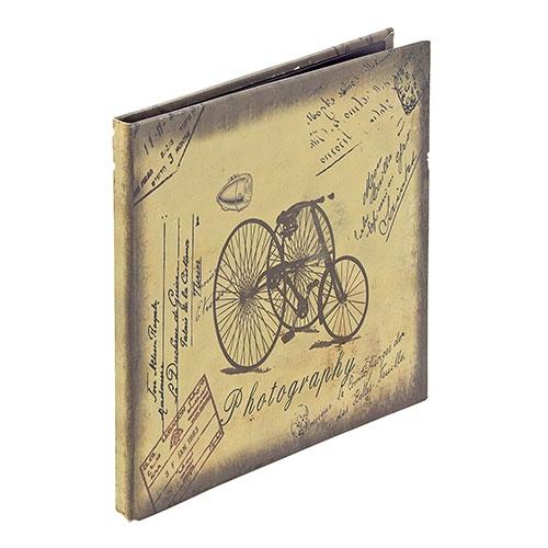 Álbum de Fotos Triciclo Retrô Oldway - 40 fotos 10x15 cm - 25x24 cm